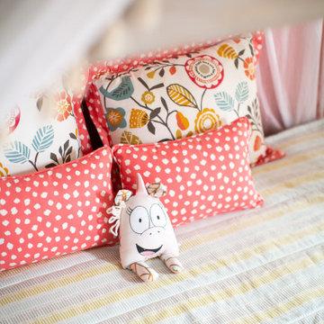 Ladera Ranch - Girl's Bedroom