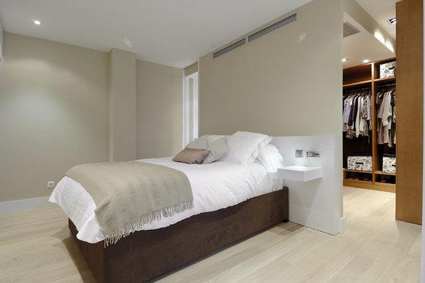 Moderno Dormitorio by Sergio Olazabal - 2arquitectos