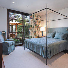 Tropical Bedroom by GARY FINLEY, ASID