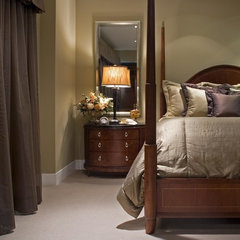 traditional bedroom by Beth Whitlinger Interior Design