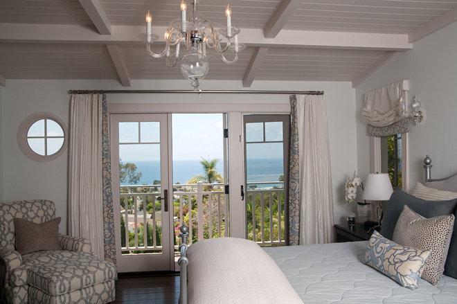 Traditional Bedroom by Darci Goodman Design