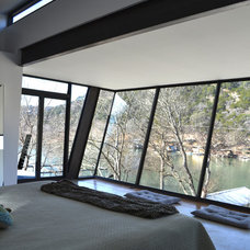 Modern Bedroom by Merzbau Design Collective