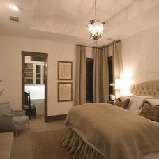 Mediterranean Bedroom by Eppright Custom Homes