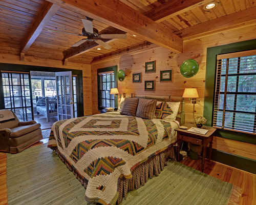 Best Rustic Bedroom Ideas Defined For High Inspiration: Cabin Bedroom