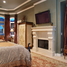Traditional Bedroom by Greg Logsdon