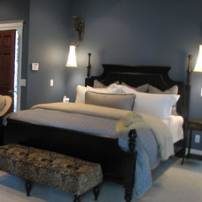 Eclectic Bedroom by Nest of Grand Traverse - Interior Design&Furniture