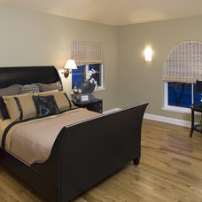 Traditional Bedroom by Lake Country Builders