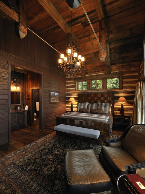 Country Master Bedrooms