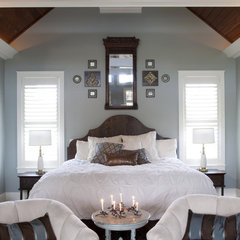 traditional bedroom by Johnson Design Inc.
