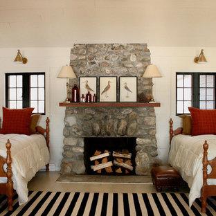 Bedroom   Traditional Bedroom Idea In Burlington