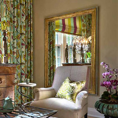 eclectic bedroom by Deb Reinhart Interior Design Group, Inc.