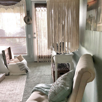 Lake Home Guest Bedrooms