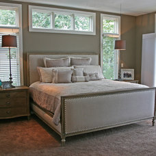 Contemporary Bedroom by Interior Changes home design