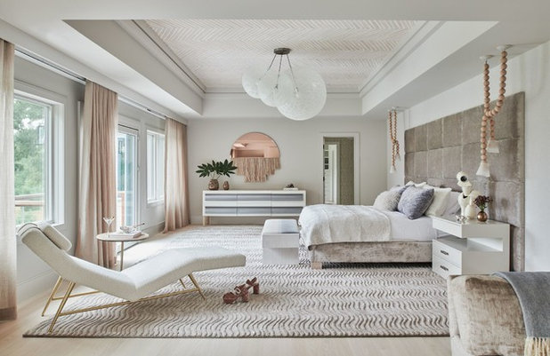 Contemporary Bedroom by d2 interieurs