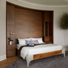 Contemporary Bedroom by Morgante Wilson Architects