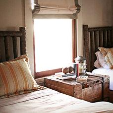 Beach Style Bedroom by Yvonne McFadden LLC