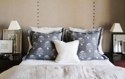 The Story Behind Linen and Why It's so Good for  Interiors