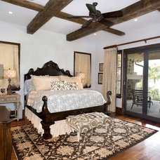 Traditional Bedroom by Durrett Homes