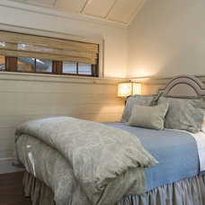 Rustic Bedroom by The Berry Group