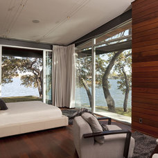 Contemporary Bedroom by Dick Clark + Associates