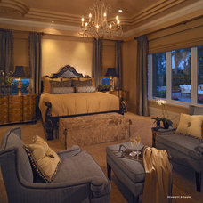 Traditional Bedroom by Charles Clayton Construction Inc