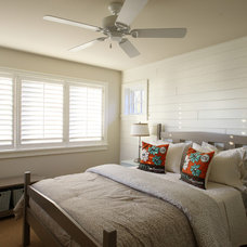 Beach Style Bedroom by BDR Executive Custom Homes