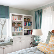 Contemporary Bedroom by Elizabeth Drake of Drake Interiors Limited