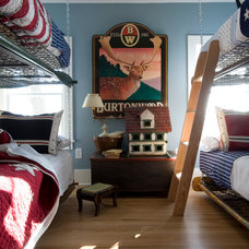 Eclectic Bedroom by Market of fleas