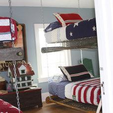 Eclectic Bedroom by Market of fleas