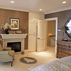 Traditional Bedroom by Laurie Kertis, Ltd., Interior Design