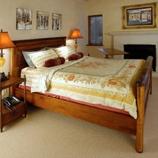 Traditional Bedroom by Aulik Design Build