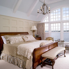Traditional Bedroom by Harrison Design