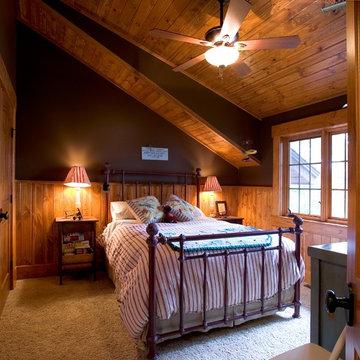 Lake O'Brien 1 - Dormer Bedroom