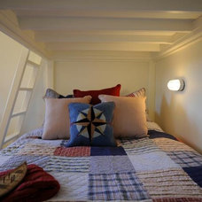 Eclectic Bedroom by Urban Rustic Living