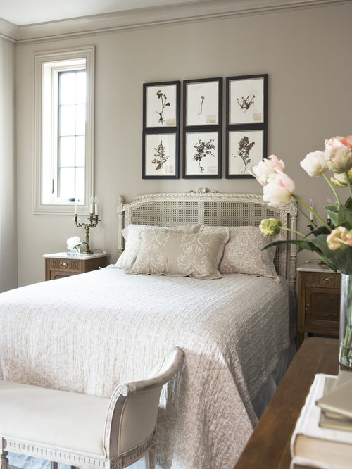 Guest bedroom design ideas remodels photos houzz for Guest bedroom paint ideas