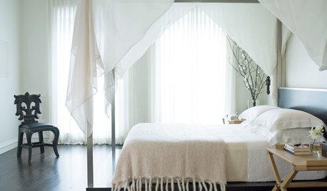 Sovrum: Dröm dig bort bland 10 sänghimlar