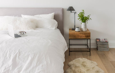Why You Can't Go Wrong With White Bedlinen