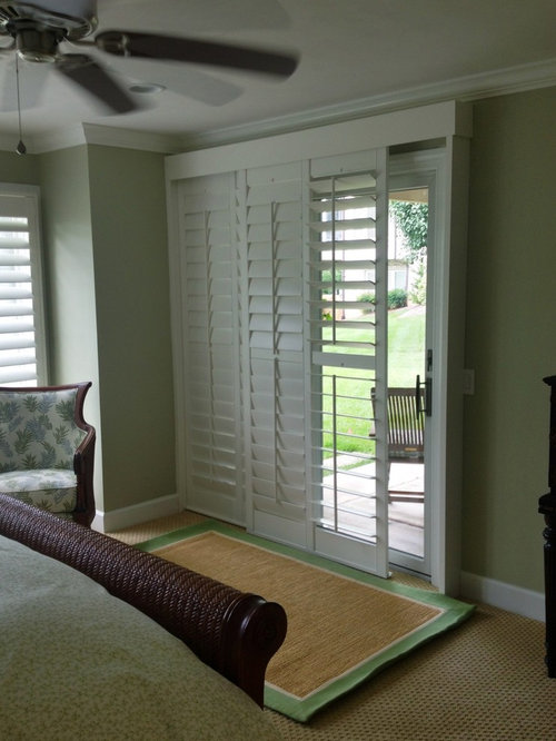 Bypass Shutters Houzz