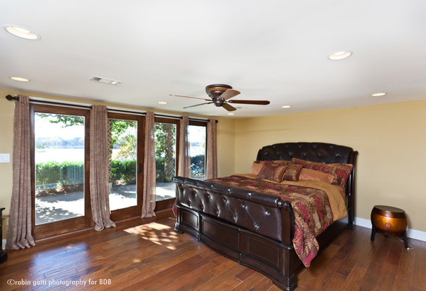 Traditional Bedroom by Bickley Design Build Services Inc.