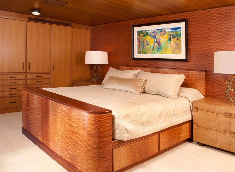 Contemporary Bedroom by G Little Construction