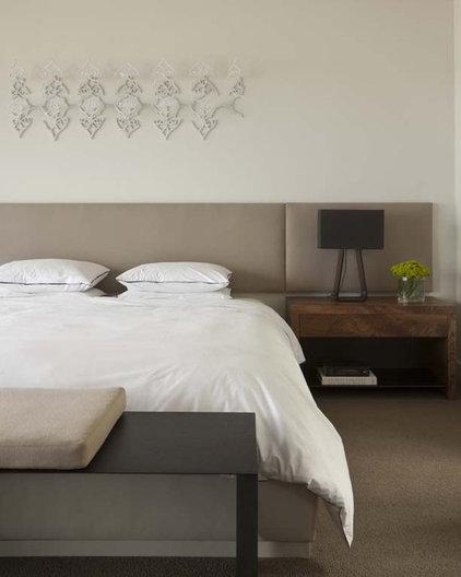 Modern Bedroom by NB Design Group, Inc
