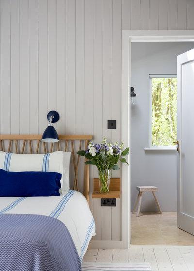 カントリー 寝室 by Egon Walesch Interior Design