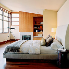 Contemporary Bedroom by Gregory Carmichael