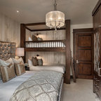 Greenwich Ct Home I Transitional Bedroom Dallas