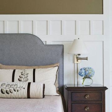 Lakeside Master Bedroom