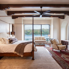 Mediterranean Bedroom by AUSTIN DESIGN GROUP