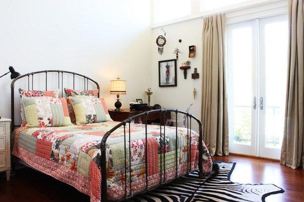 Eclectic Bedroom by Adam Breaux