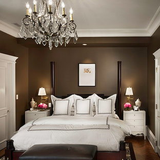 Dark Brown Bedroom Furniture | Houzz