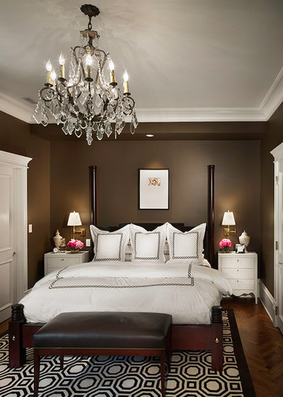 Traditional Bedroom by Rugo/ Raff Ltd. Architects