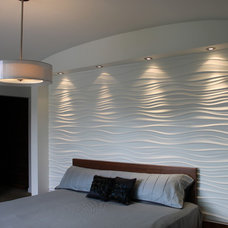 Contemporary Bedroom by Dame Architecture Inc.